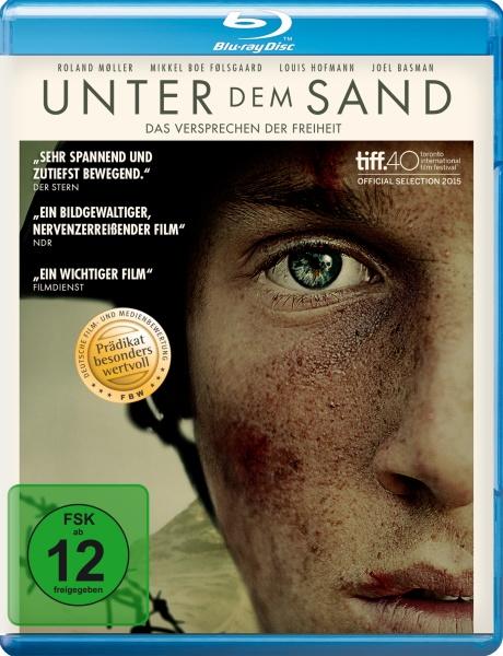 Unter dem Sand - Das Versprechen der Freiheit (Blu-ray)