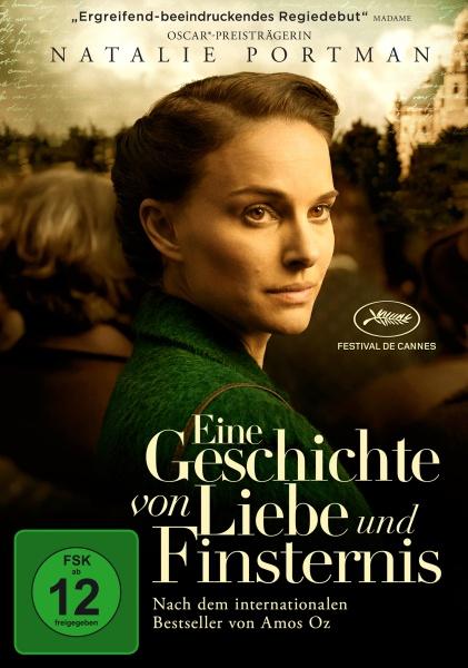 Eine Geschichte von Liebe und Finsternis (DVD)