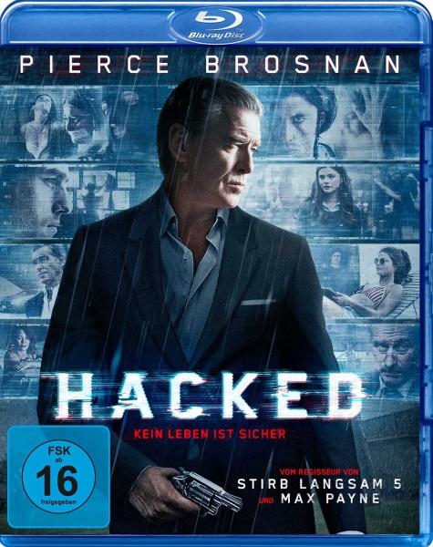 Hacked - Kein Leben ist sicher (Blu-ray)