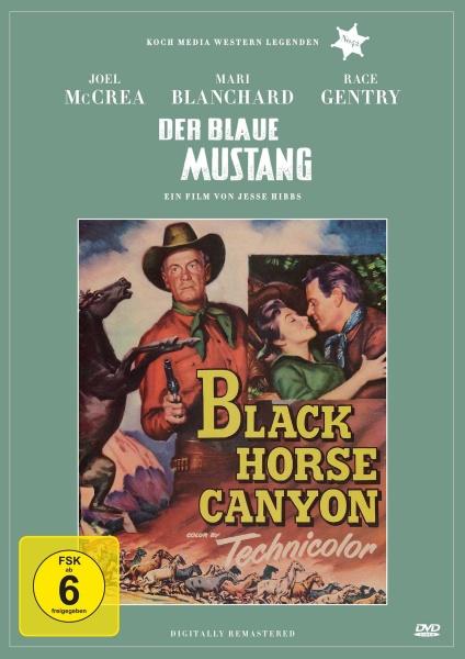 Der blaue Mustang (Edition Western-Legenden #42) (DVD)