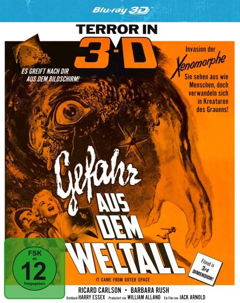 Gefahr aus dem Weltall (3D Blu-ray inkl. 2D-Fassung)