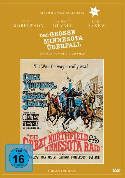 Der große Minnesota Überfall (Edition Western-Legenden #35) (DVD)