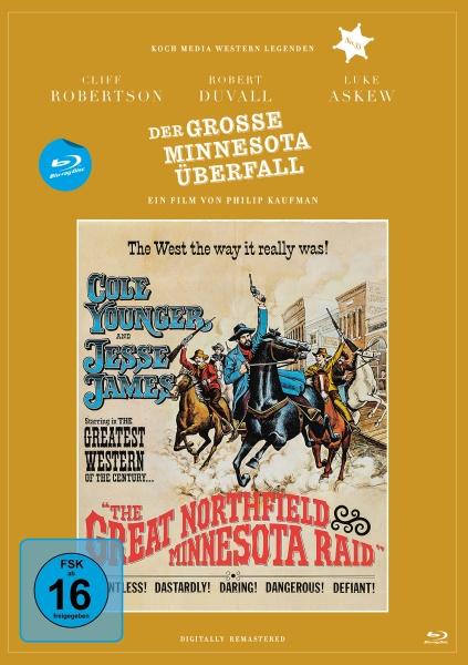Der große Minnesota Überfall (Edition Western-Legenden #35) (Blu-ray)