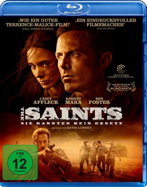 The Saints - Sie kannten kein Gesetz (Blu-ray)