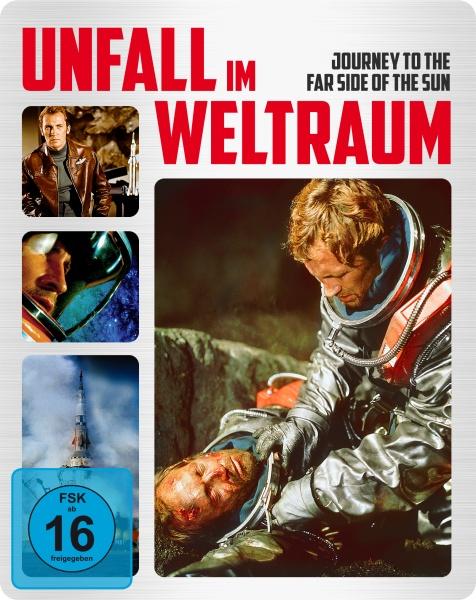 Unfall im Weltraum (Steelbook) (Blu-ray)