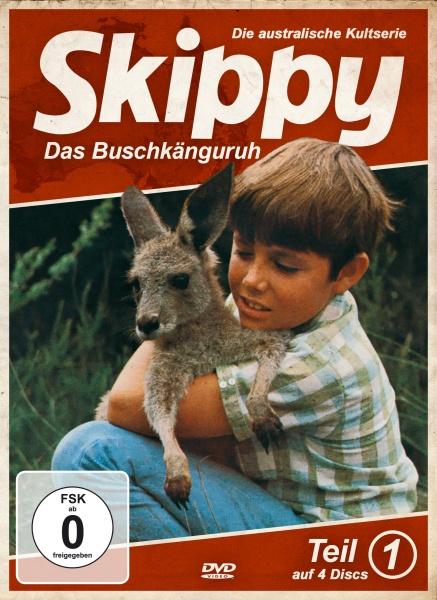 Skippy - Das Buschkänguruh - Teil 1 (4 DVDs)