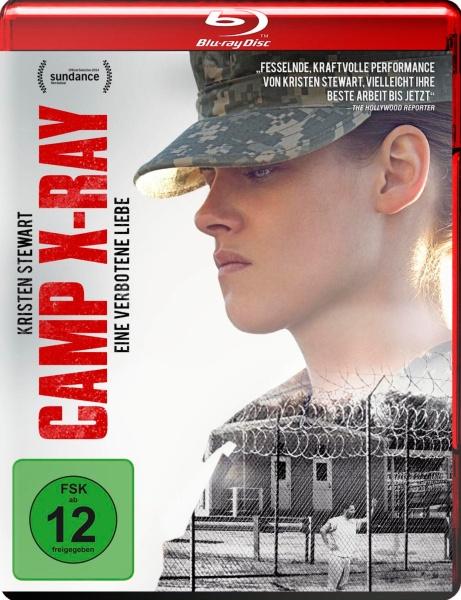 Camp X-Ray - Eine verbotene Liebe (Blu-ray)