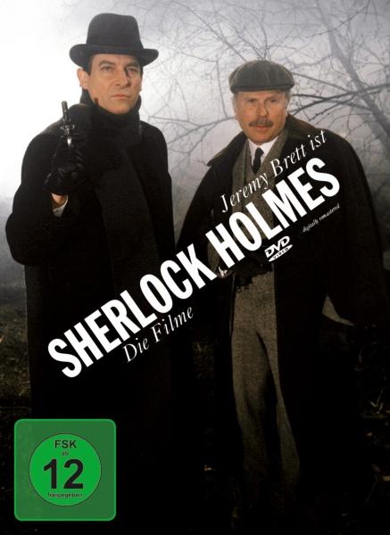 Sherlock Holmes - Die Filme (3 DVDs)