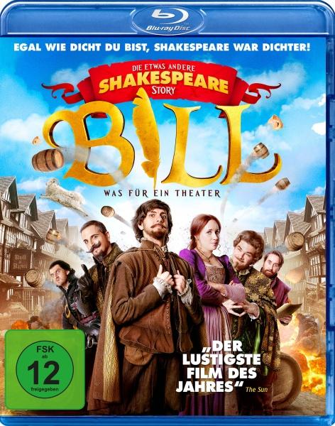 Bill - Was für ein Theater! (Blu-ray)