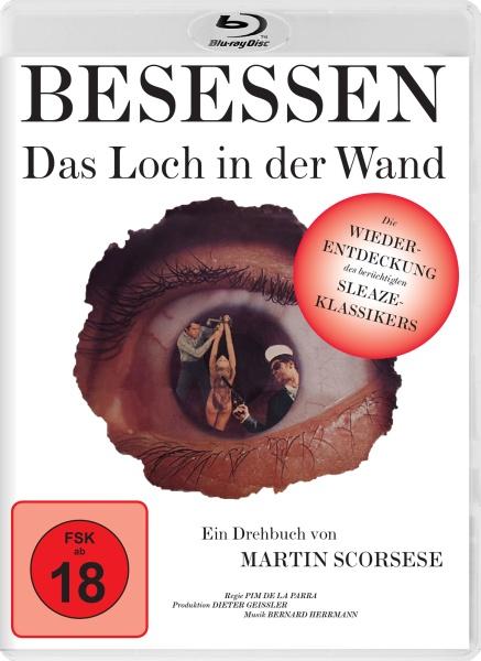 Besessen - Das Loch in der Wand (Blu-ray)