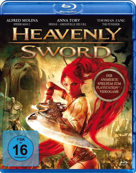 Heavenly Sword (Blu-ray)