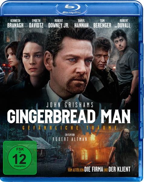 Gingerbread Man - Gefährliche Träume (Blu-ray)