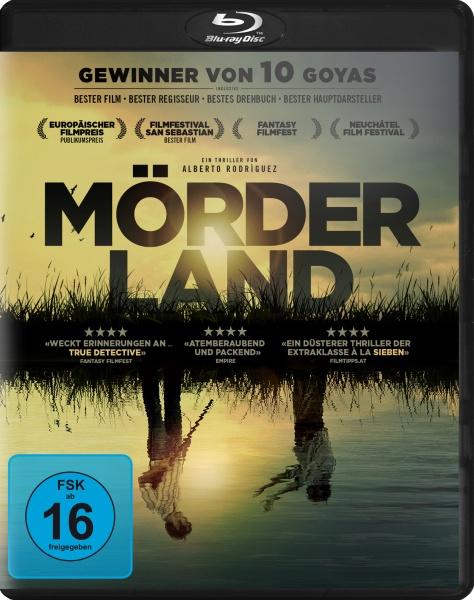 Mörderland - La Isla Mínima (Blu-ray)