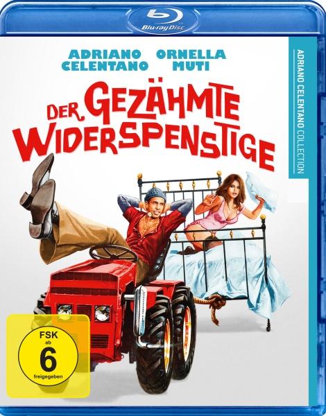 Der gezähmte Widerspenstige (Blu-ray)