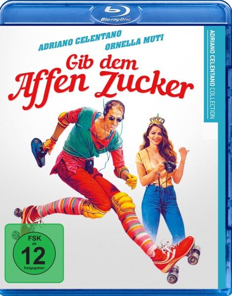 Gib dem Affen Zucker (Blu-ray)