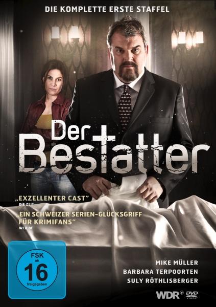 Der Bestatter - Die komplette 1. Staffel (2 DVDs)