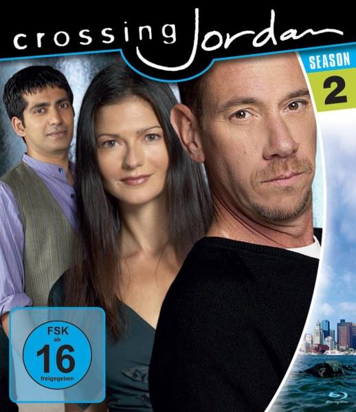 Crossing Jordan - Staffel 2 (5 Blu-rays)