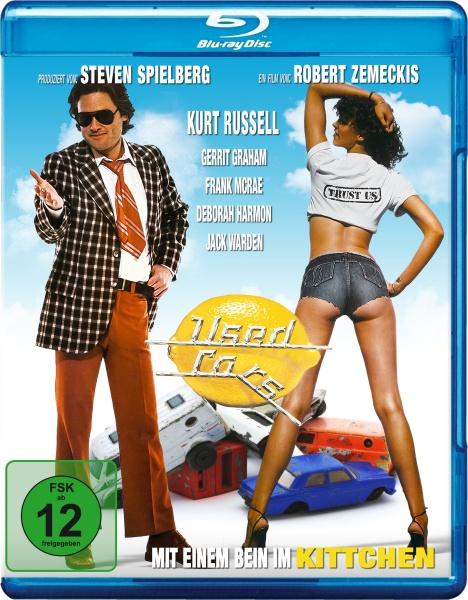 Used Cars - Mit einem Bein im Kittchen (Blu-ray)
