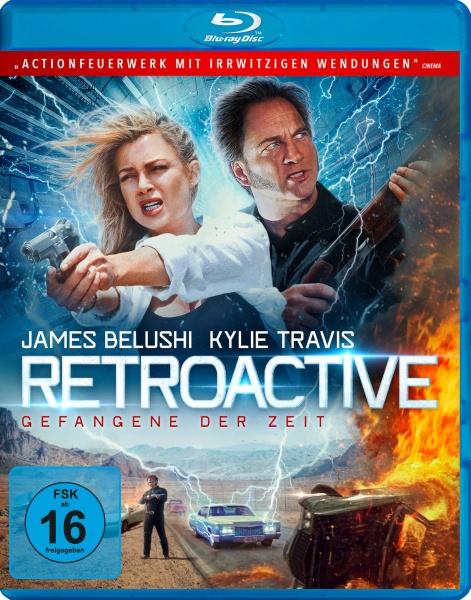 Retroactive - Gefangene der Zeit (Blu-ray)