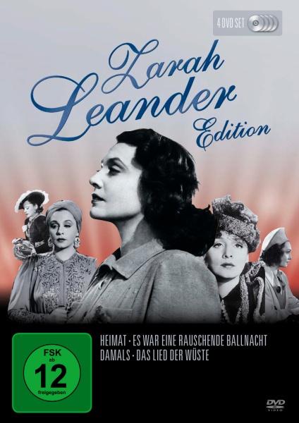 Zarah Leander Edition (Neuauflage) (4 DVDs)