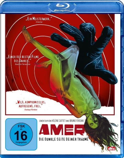 Amer - Die dunkle Seite deiner Träume (Blu-ray)