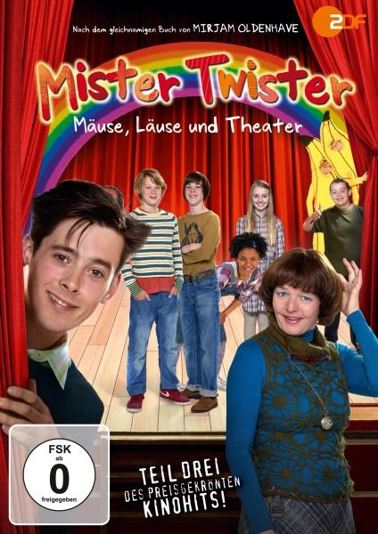Mister Twister - Mäuse, Läuse und Theater (DVD)