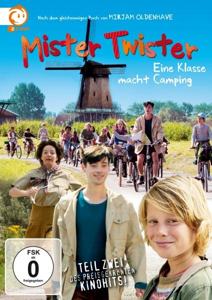 Mister Twister - Eine Klasse macht Camping (DVD)