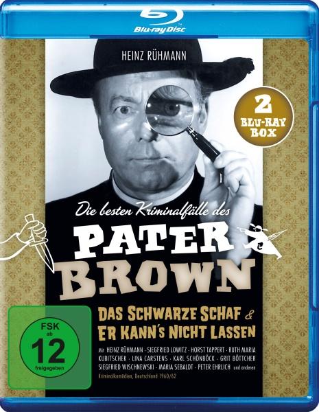 Pater Brown - Die besten Kriminalfälle (2 Blu-rays)