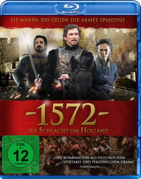 1572 - Die Schlacht um Holland (Blu-ray)