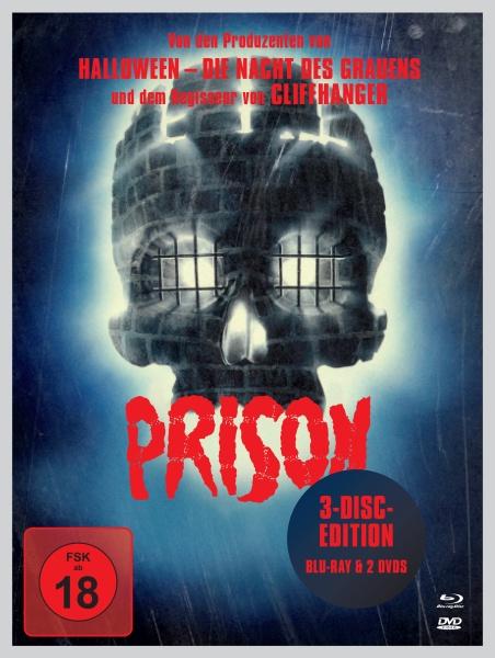 Prison - Rückkehr aus der Hölle (Mediabook, 1 Blu-ray und 2 DVDs)
