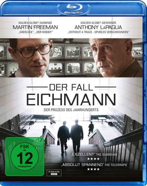 Der Fall Eichmann (Blu-ray)