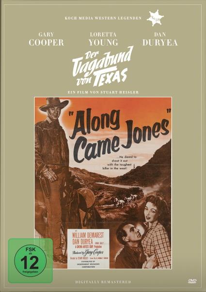 Der Vagabund von Texas (Edition Western-Legenden #39) (DVD)