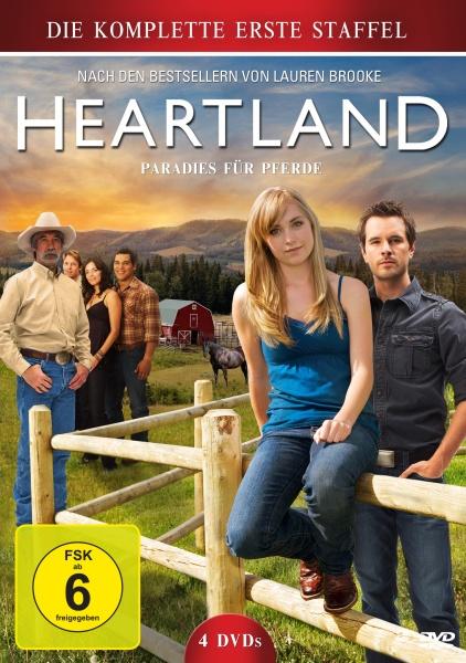 Heartland - Paradies für Pferde, Staffel 1 (Neuauflage) (4 DVDs)