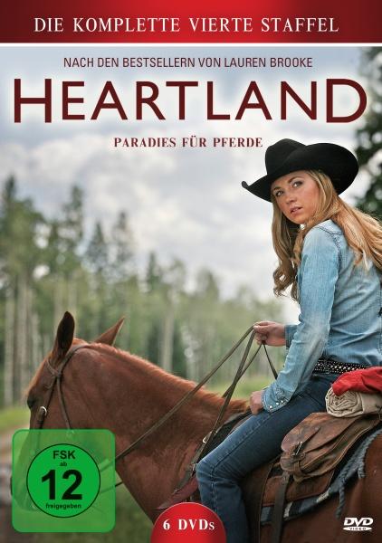 Heartland - Paradies für Pferde, Staffel 4 (Neuauflage) (6 DVDs)