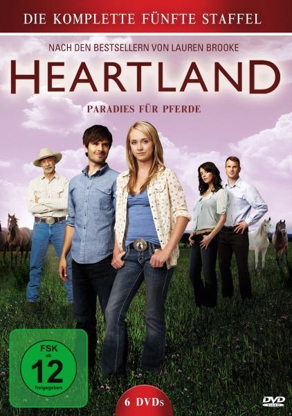 Heartland - Paradies für Pferde, Staffel 5 (Neuauflage) (6 DVDs)