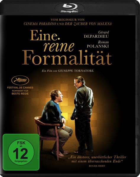 Eine reine Formalität (Blu-ray)