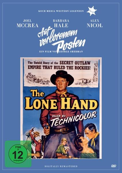 Auf verlorenem Posten (Edition Western-Legenden #40) (DVD)