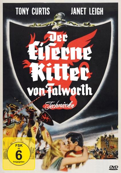 Der eiserne Ritter von Falworth (DVD)