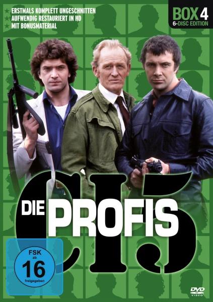 Die Profis - Box 4 (6 DVDs)