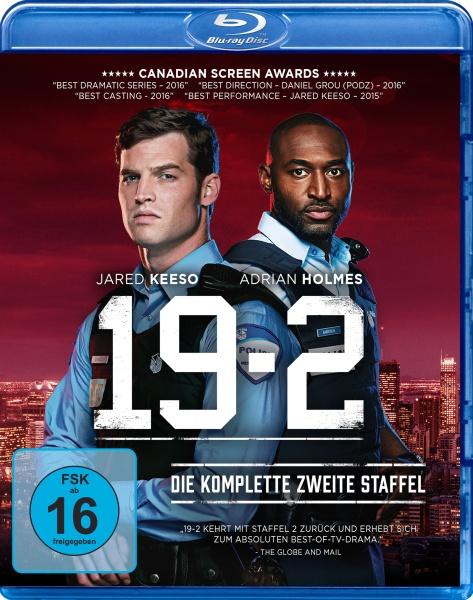 19-2 - Staffel 2 (2 Blu-rays)