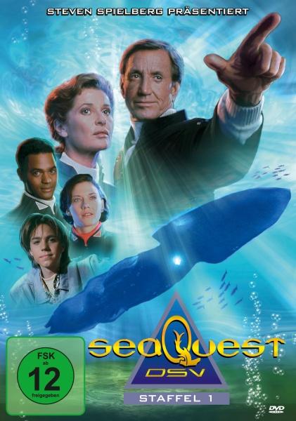 SeaQuest DSV - Die komplette 1. Staffel (6 DVDs)