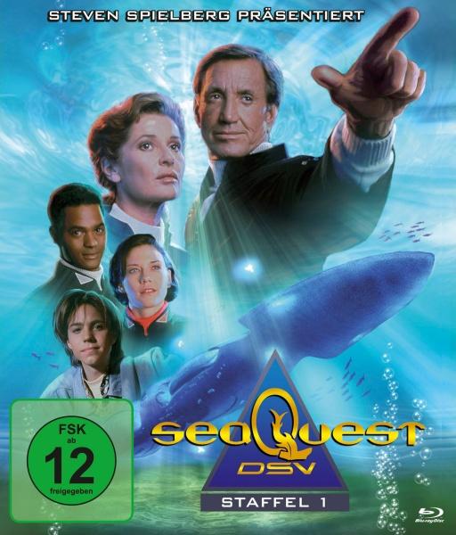 SeaQuest DSV - Die komplette 1. Staffel (5 Blu-rays)
