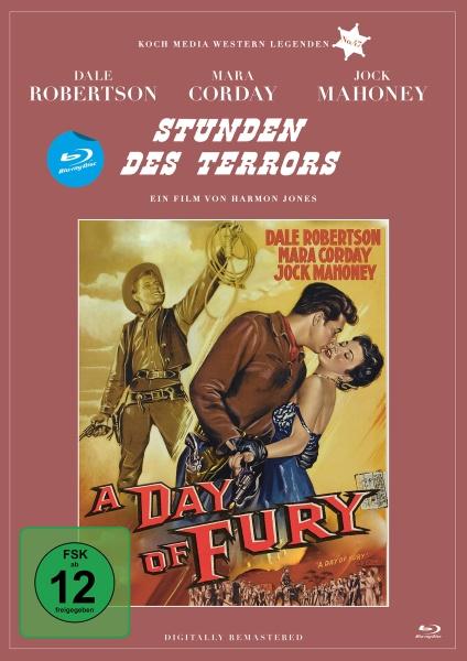 Stunden des Terrors (Edition Western-Legenden #47) (Blu-ray)