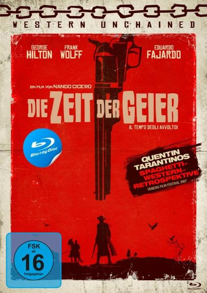 Die Zeit der Geier (Western Unchained # 1) (Blu-ray)