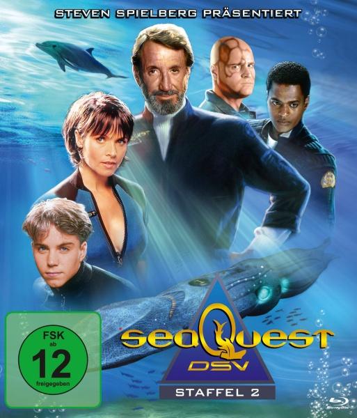 SeaQuest DSV - Die komplette 2. Staffel (5 Blu-rays)