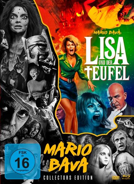 Lisa und der Teufel - Mario Bava-Collection #2 (1 Blu-ray und 2 DVDs)