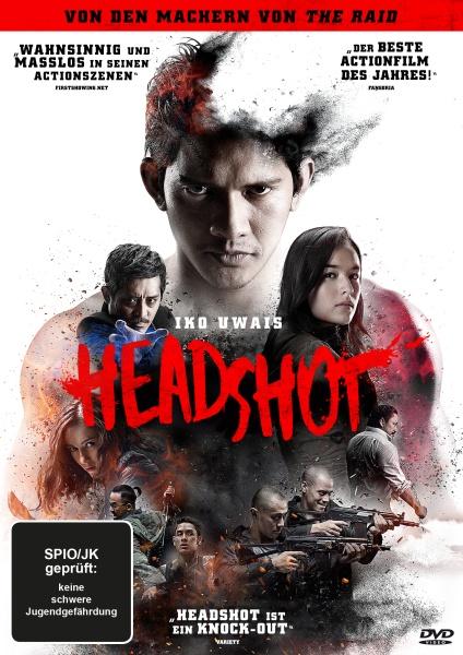 Headshot (DVD)