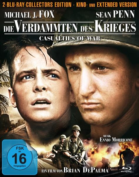 Die Verdammten des Krieges / Casualties of War - Extended Edition (2 Blu-rays)