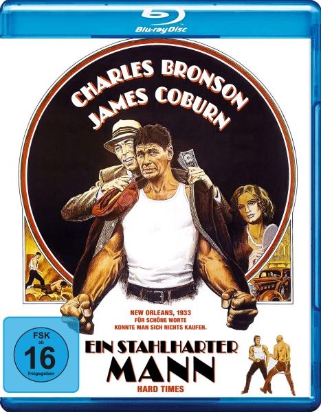 Ein stahlharter Mann / Hard Times (Blu-ray)