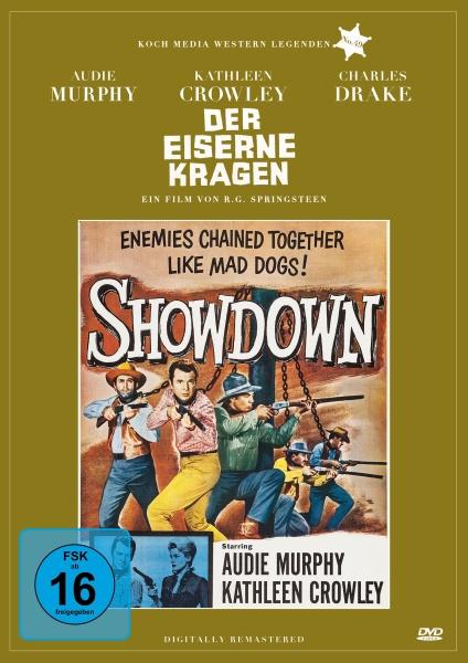 Der eiserne Kragen (Edition Western-Legenden #49) (DVD)